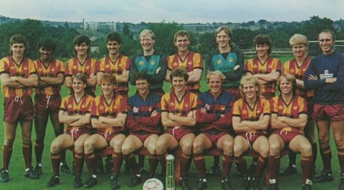 Latest Series: Bantams Cult Heroes