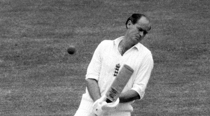Brian Close: the cricketing legend who played for Bradford City
