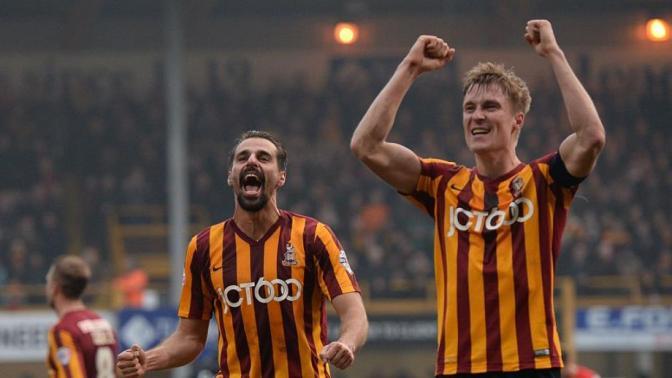 Stephen Darby: The unassuming hero who helped restore the pride in Bradford City