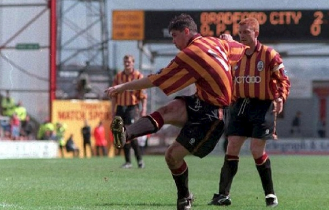 Bantams Cult Heroes: #2 – Nigel Pepper