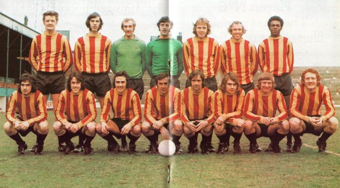 Bantams Heritage combine with Bradford City for historic first for British football