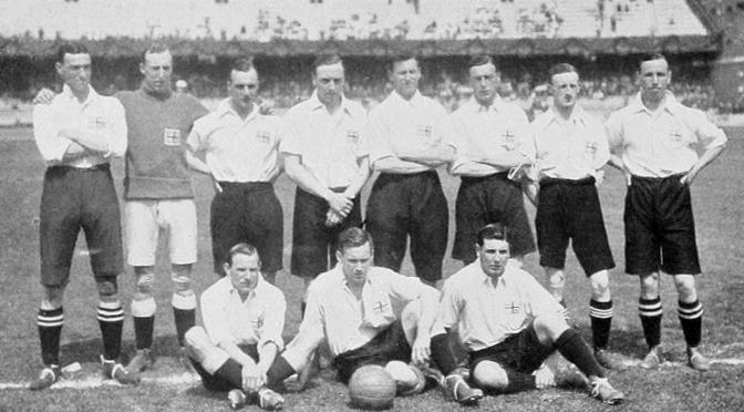 Harold Walden: Bradford City's all-singing Olympic hero