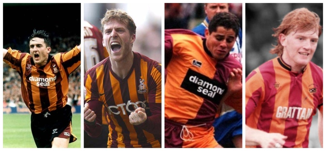 The Greatest Bradford City Kit Ever: The contenders