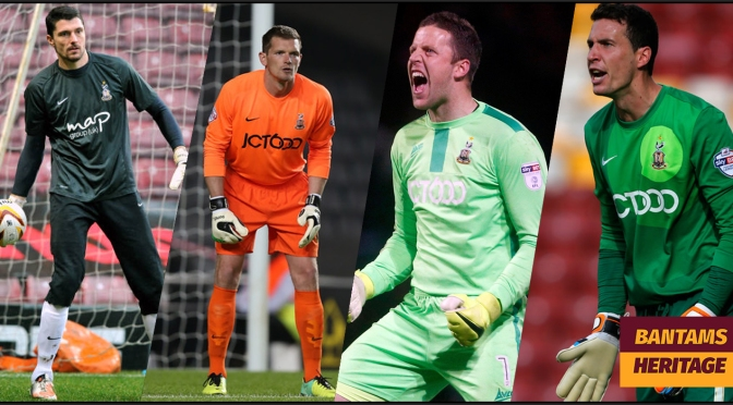 Bradford City team of the decade: the goalkeepers