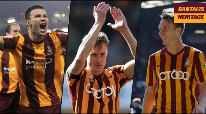 BRADFORD CITY TEAM OF THE DECADE: THE RIGHT-BACKS