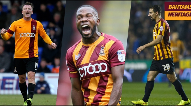 Bradford City Team of the Decade: The Right Midfielders