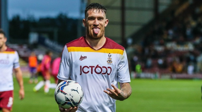 Bradford City hat-tricks: a brief history following Andy Cook's treble